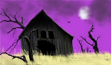 haunted-barn